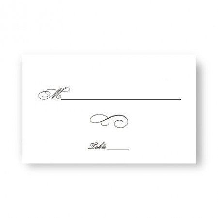 Grace Seating Cards