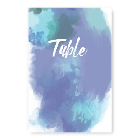 Boho Romance Table Cards