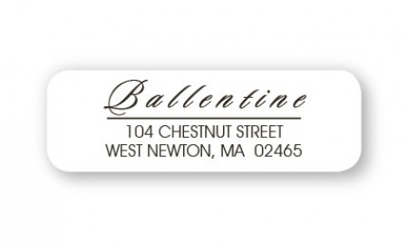 Have It Your Way! Address Labels