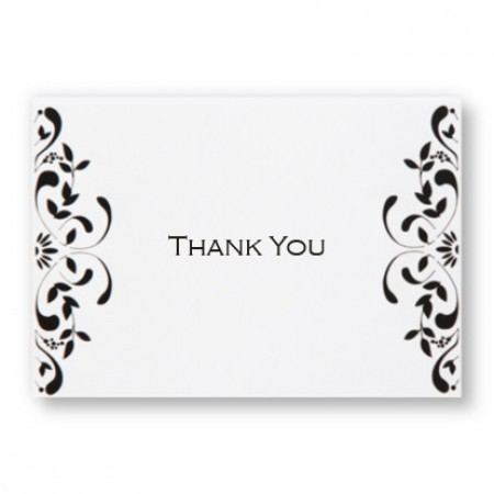 Dramatic Dream Thank You Cards - LIMITED STOCK ON HAND