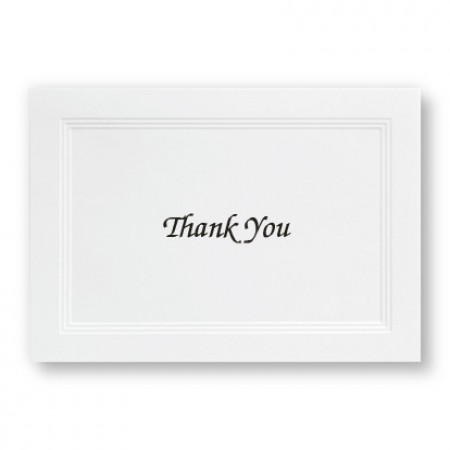 Small Social Graces Thank You Cards