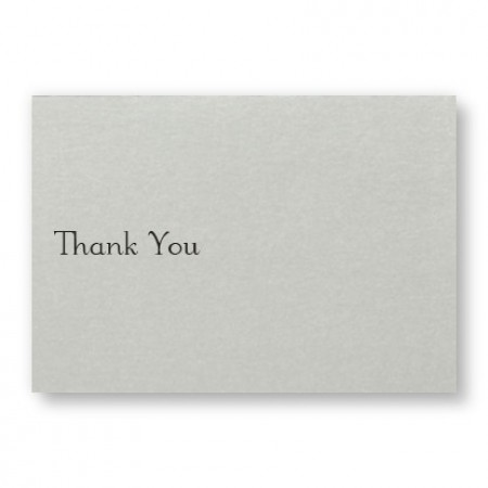 Shimmer Chic Thank You Cards - LIMITED STOCK ON HAND