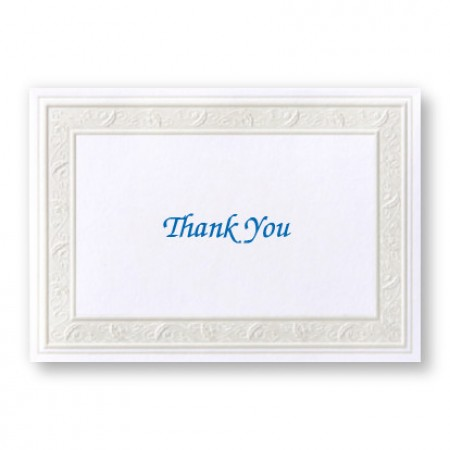 Framed in Elegance Thank You Cards - LIMITED STOCK ON HAND