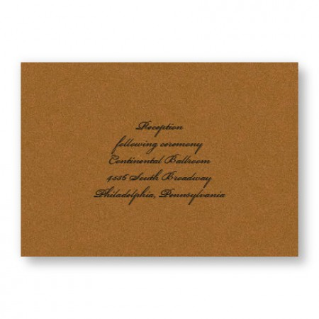 Happy Together Reception Cards - LIMITED STOCK ON HAND
