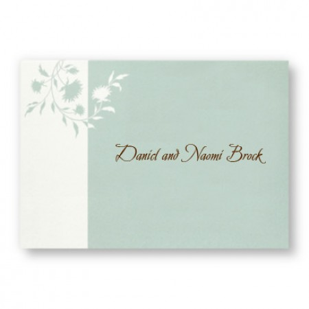 Color Blossom Thank You Cards - LIMTED STOCK ON HAND