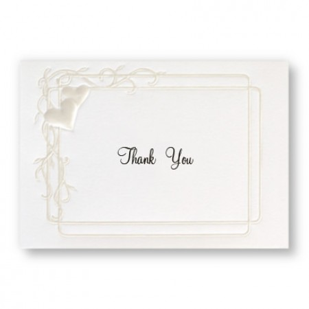 Heartfelt Frame Thank You Cards - LIMITED STOCK ON HAND