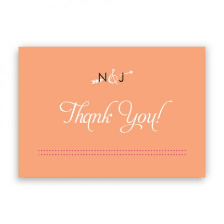Layla Thank You Cards