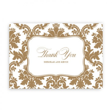 Harlow Thank You Cards