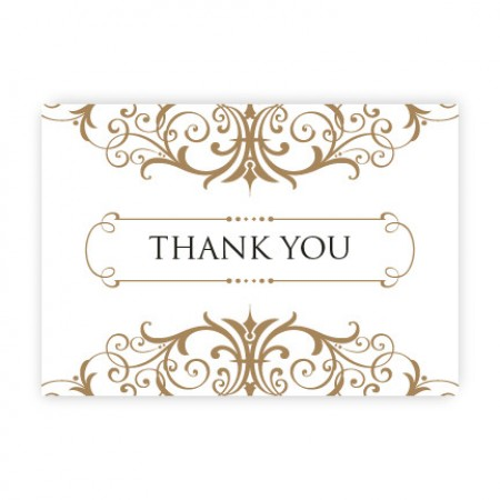 Ava Thank You Cards