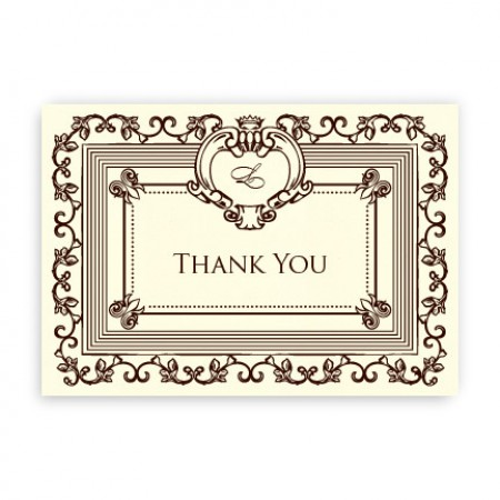 Aubrey Thank You Cards