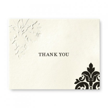 Camille Thank You Cards