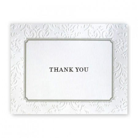Gwen Thank You Cards