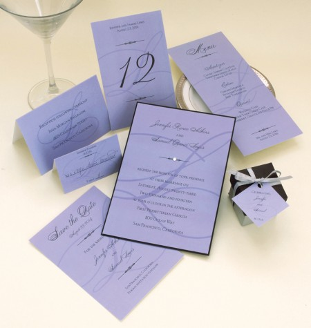 Ravishing Menu Cards