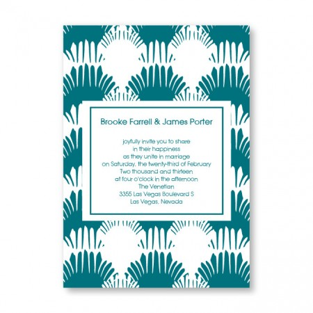 Wedding By the Sea Wedding Invitations SAMPLE