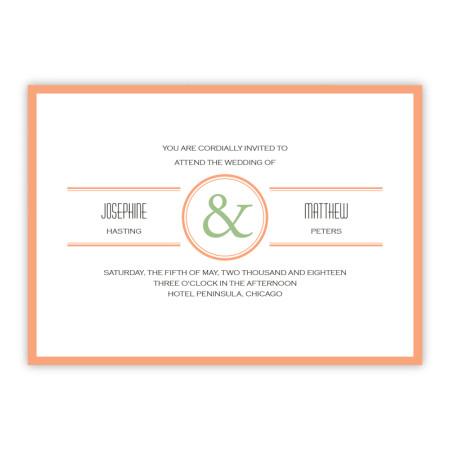 Elle Wedding Invitations