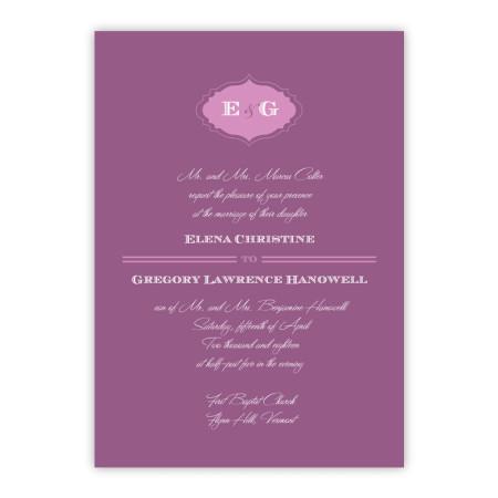 Laine Wedding Invitations