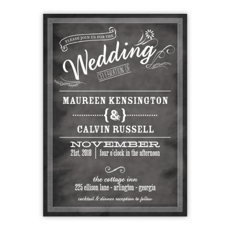 Margo Wedding Invitations