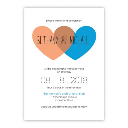 Harper Wedding Invitations