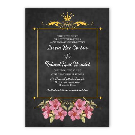 Tatum Wedding Invitations