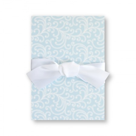 Double Vine Wedding Invitations SAMPLE