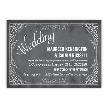 Heidi Wedding Invitations