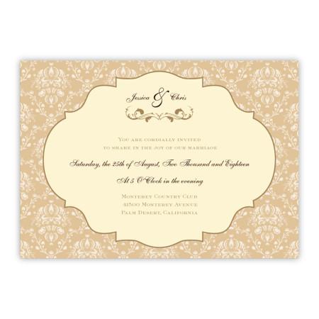 Lindsey Wedding Invitations
