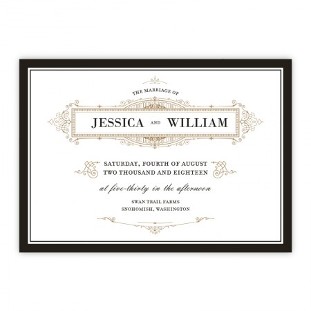 Clara Wedding Invitations