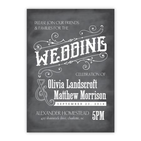 Mara Wedding Invitations