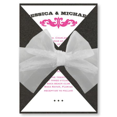 Orleans Wedding Invitations