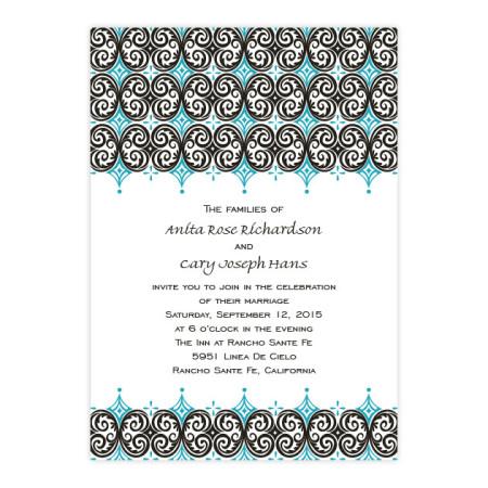 Distinctive Design Wedding Invitations