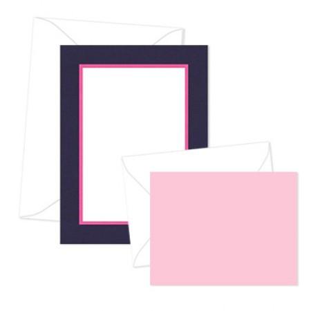 DIY 5 x 7 Three-Layer Wedding Invitations