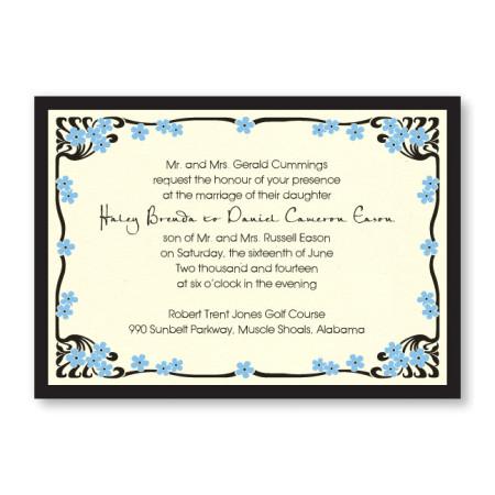 Framed in Love Wedding Invitations