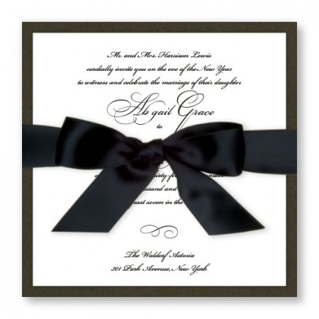 Grace Elegant Wedding Invitations