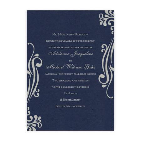 Lauren Classic Wedding Invitations