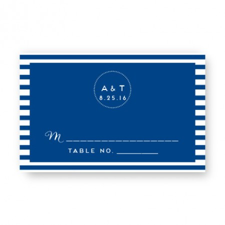Moonlight Seating Cards