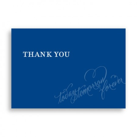 Josephine Thank You Cards