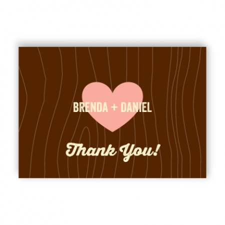 Evie Thank You Cards