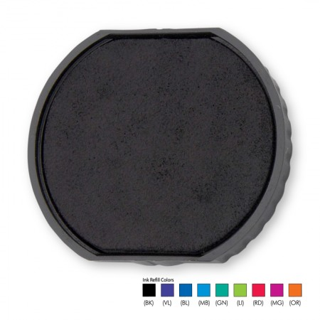 Round Stamper Ink Refill