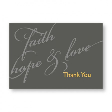 Emerson Thank You Cards