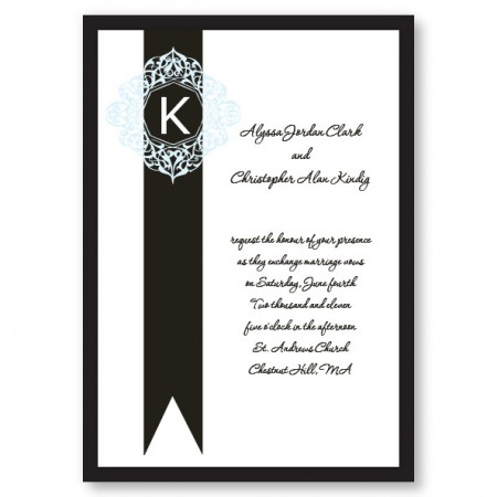 Sealed With Love Wedding Invitations