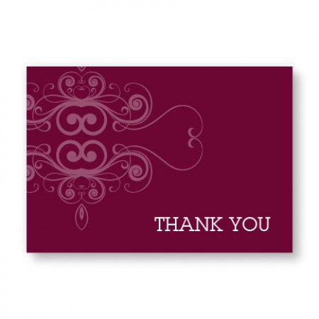 Livy Thank You Cards