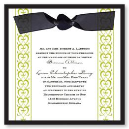 A Formal Affair Wedding Invitations