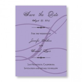 Ravishing Save The Date Cards