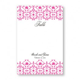 Kismet Table Cards