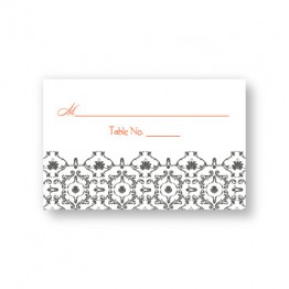 Kismet Seating Cards
