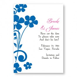Serenity Save The Date Cards
