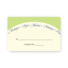 Rebecca Seating Cards