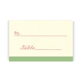 Addie Seating Cards