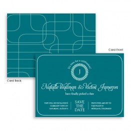 Camryn Save The Date Cards