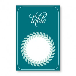 Camryn Table Cards